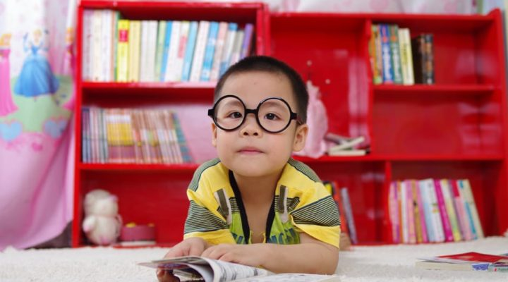 Using the public library and reading with your children