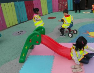 Childcare in Dundee: A Day in the Life of the Crèche at DIWC - image 04