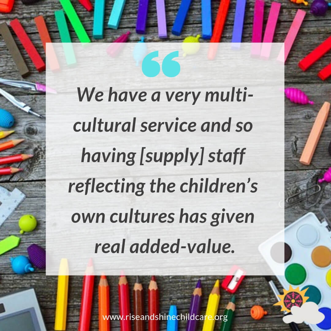Case Study - Supply Staff for Out of School Clubs in Dundee - quote image